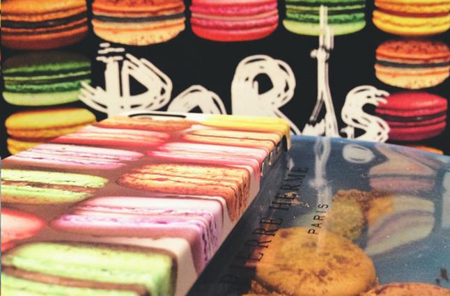 Image pour i-Paint coque Macarons pour iPhone 5/5s à partir de DreamLand