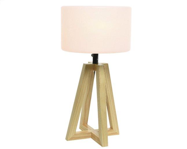 Afbeelding van Tuinverlichting cilindertafellamp op voet from DreamLand