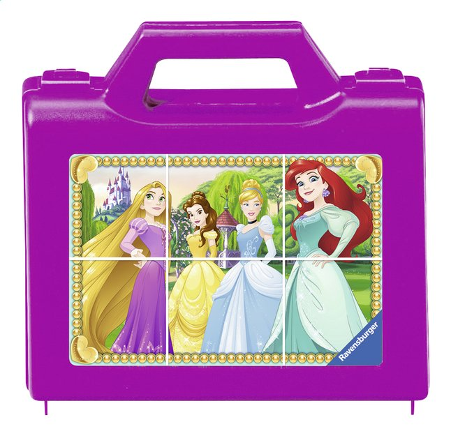 Afbeelding van Ravensburger blokkenpuzzel Disney Princess from DreamLand