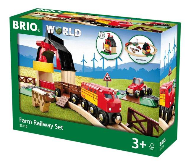 Image pour BRIO World 33719 Circuit de la ferme à partir de DreamLand