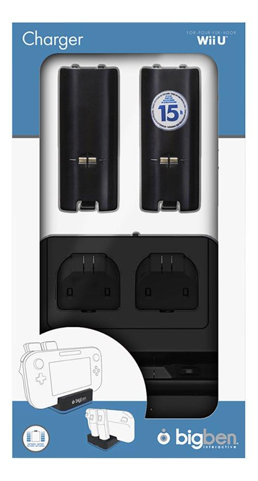 Image pour Bigben station de recharge Dual Charger Wii U à partir de DreamLand