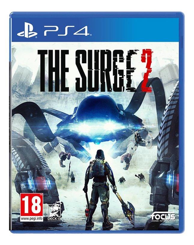 PS4 The Surge 2 FR/ANG