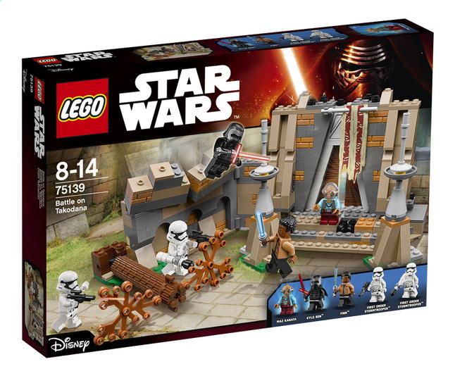 Afbeelding van LEGO Star Wars 75139 De slag bij Takodana from DreamLand