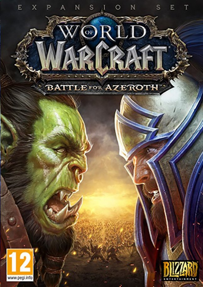 Image pour PC World of Warcraft Battle for Azeroth FR à partir de DreamLand