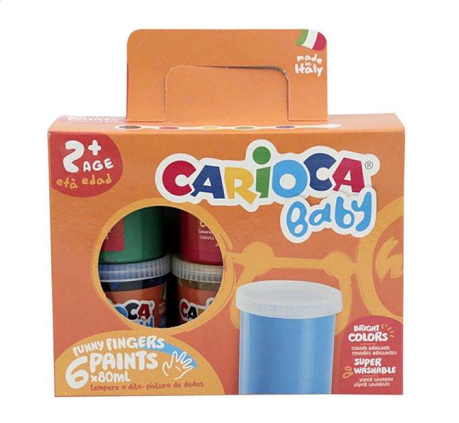 Image pour Carioca Baby peinture à doigts - 6 pièces à partir de DreamLand