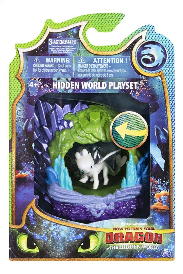 Afbeelding van Speelset How to Train Your Dragon 2 Hidden World - Lightfury from DreamLand