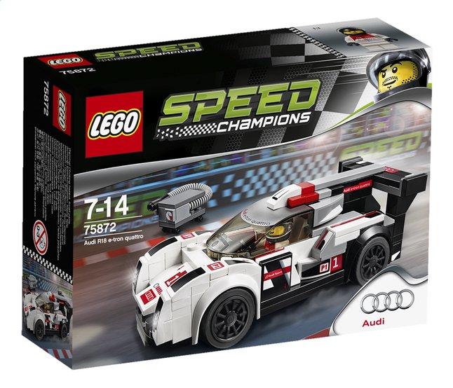Image pour LEGO Speed Champions 75872 Audi R18 e-tron quattro à partir de DreamLand