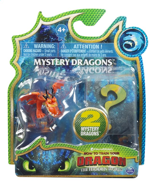 Afbeelding van Figuur How to Train Your Dragon 3 Mystery Dragons - Hookfang from DreamLand
