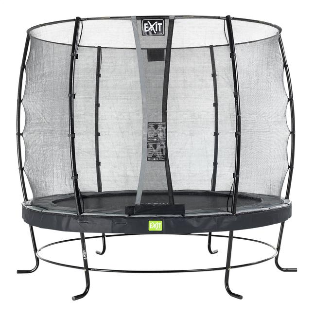 Afbeelding van EXIT trampolineset Elegant Economy diameter 2,51 m zwart from DreamLand