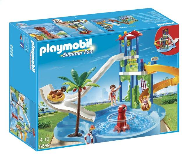 Afbeelding van Playmobil Summer Fun 6669 Waterspeeltuin from DreamLand