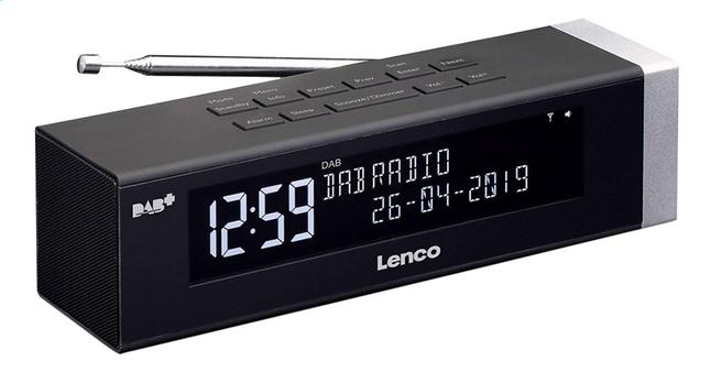 Image pour Lenco radio-réveil CR-630 noir à partir de DreamLand