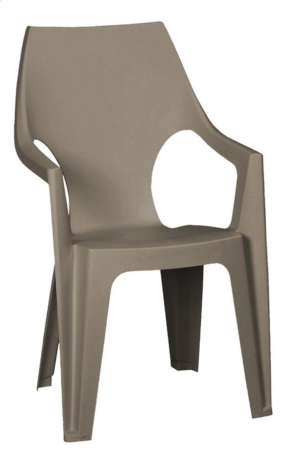 Image pour Allibert chaise de jardin Dante - dossier haut cappuccino à partir de DreamLand