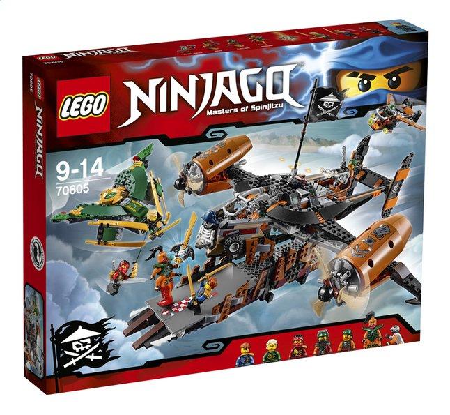 Afbeelding van LEGO Ninjago 70605 Misfortune's Keep from DreamLand