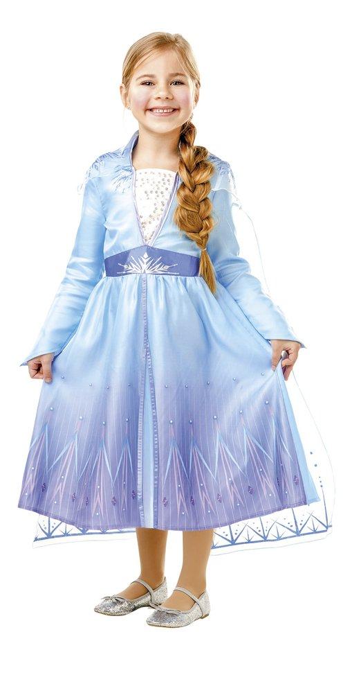 Déguisement Disney La Reine des Neiges 2 Elsa taille 122/134