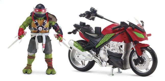 Image pour Set Ninja Turtles 2 - moto et Raph à partir de DreamLand