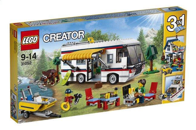 Afbeelding van LEGO Creator 31052 Vakantieplekjes from DreamLand