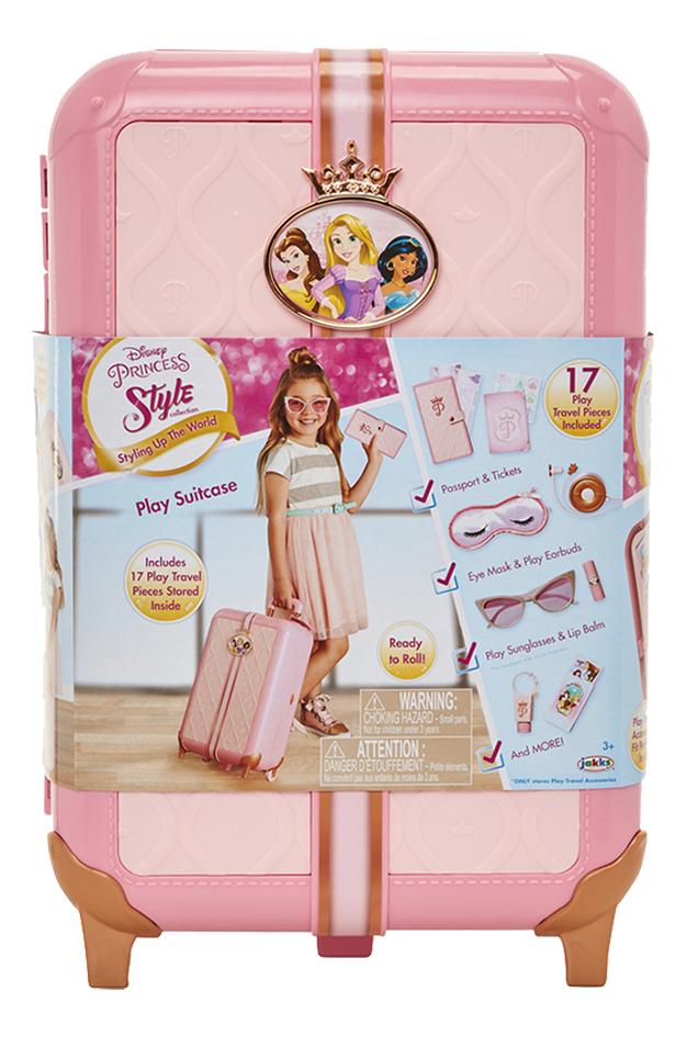 Disney Princess Style Valise avec accessoires