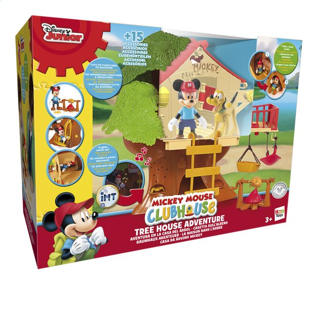 Image pour Set de jeu La Maison de Mickey La maison dans l'arbre à partir de DreamLand