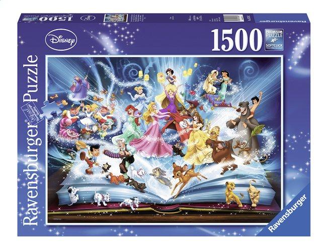 Ravensburger puzzle Disney Le livre magique des contes