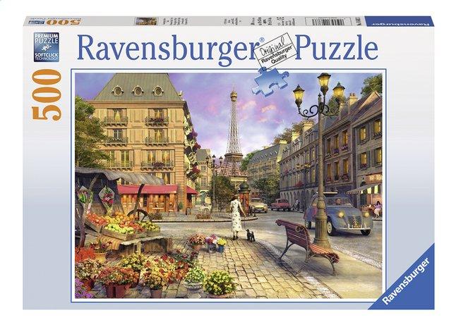 Afbeelding van Ravensburger puzzel Wandeling door Parijs from DreamLand