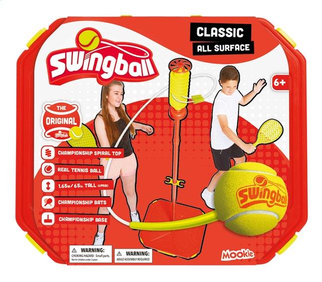 Afbeelding van Mookie tennisset Swingball Classic from DreamLand