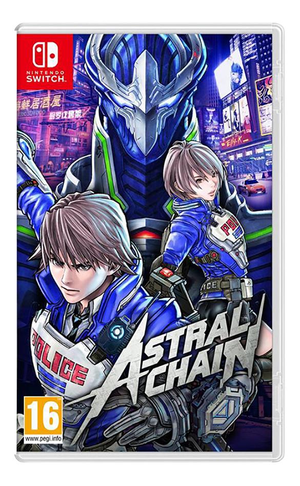 Image pour Nintendo Switch Astral Chain FR à partir de DreamLand