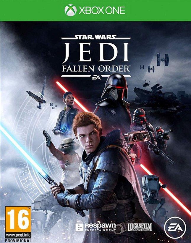 Image pour Xbox One Star Wars Jedi: Fallen Order FR/ANG à partir de DreamLand