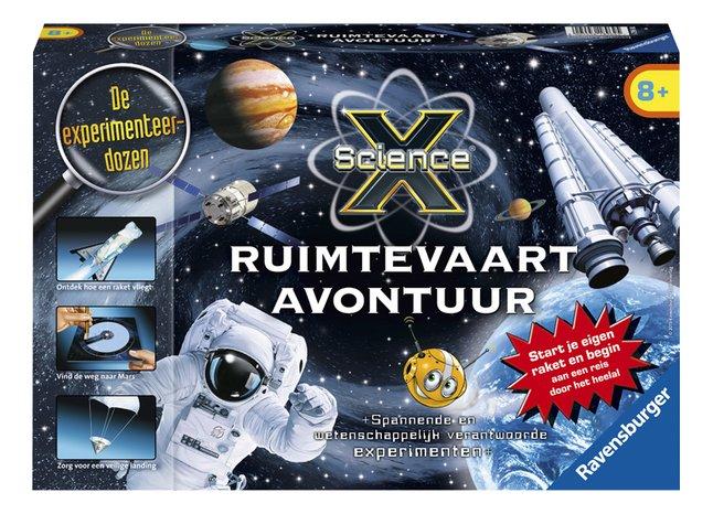 Afbeelding van Ravensburger Science X: Ruimtevaart avontuur NL from DreamLand