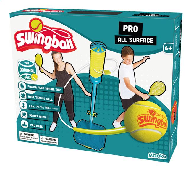 Afbeelding van Mookie tennisset Swingball Pro from DreamLand