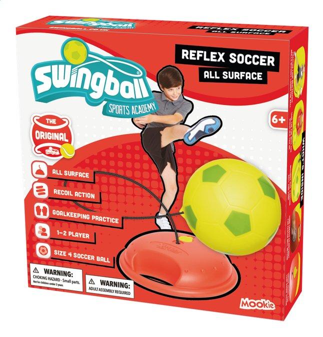 Mookie entraîneur de football Swingball Reflex Soccer