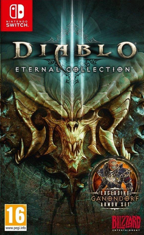 Afbeelding van Nintendo Switch Diablo III Eternal Collection ENG from DreamLand