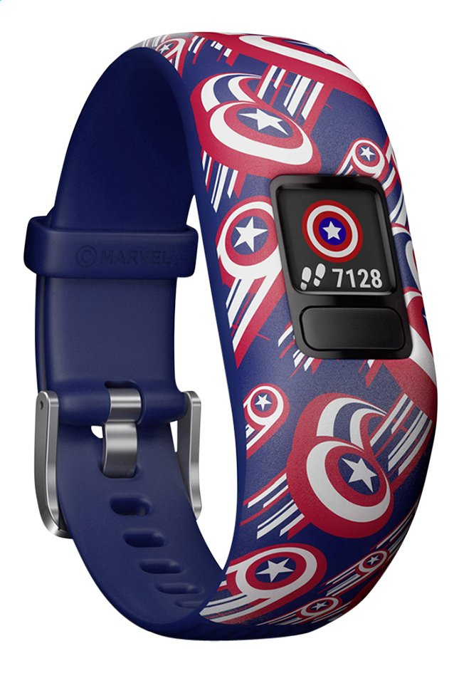 Afbeelding van Garmin activiteitsmeter Vivofit jr. 2 Adjustable Avengers from DreamLand