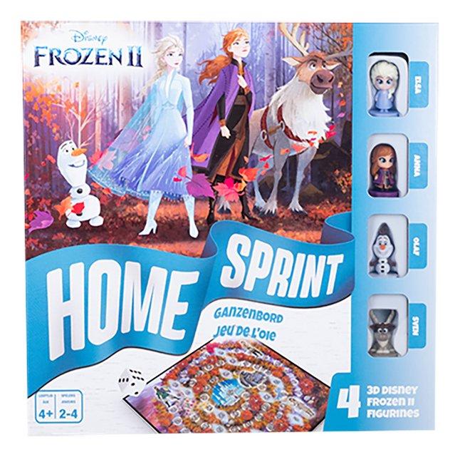 Jeu de l'oie Disney La Reine des Neiges II Home Sprint