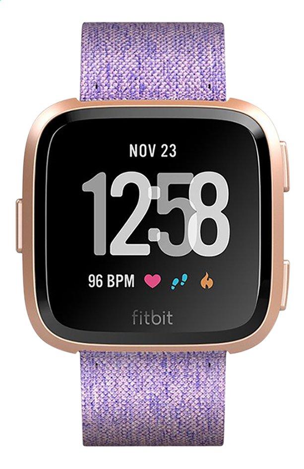 Fitbit montre connectée Versa Lavender