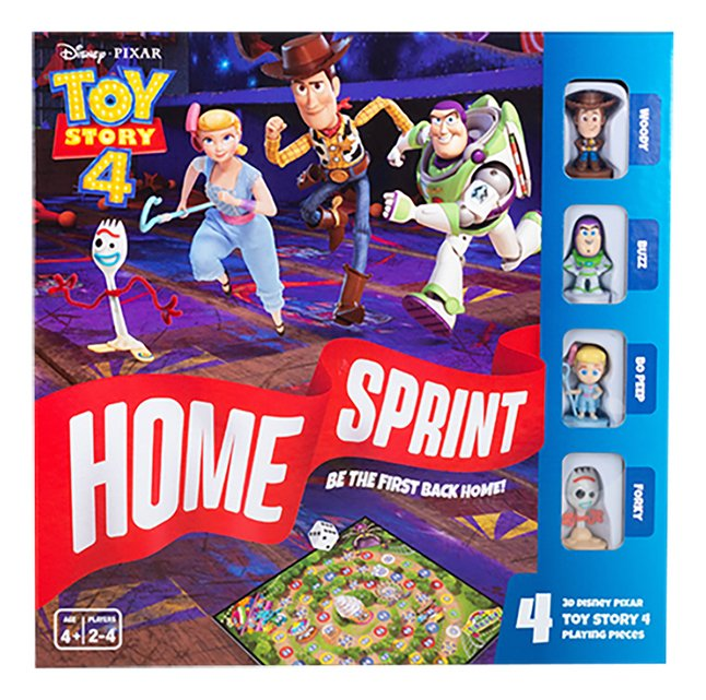 Ganzenbord Toy Story 4 Home Sprint