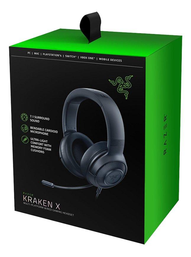 Razer Headset Kraken X