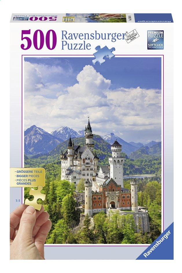 Afbeelding van Ravensburger puzzel Neuschwanstein from DreamLand