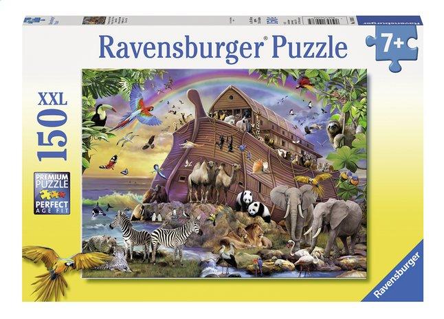 Afbeelding van Ravensburger XXL puzzel Onderweg met de Ark from DreamLand