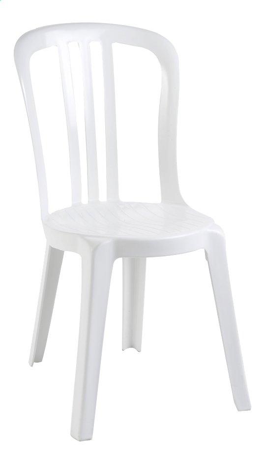 Grosfillex Chaise de jardin Miami blanc