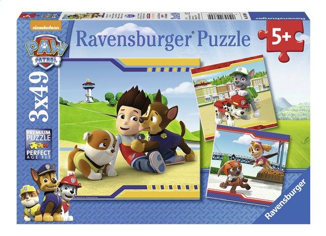 Afbeelding van Ravensburger puzzel 3-in-1 PAW Patrol from DreamLand