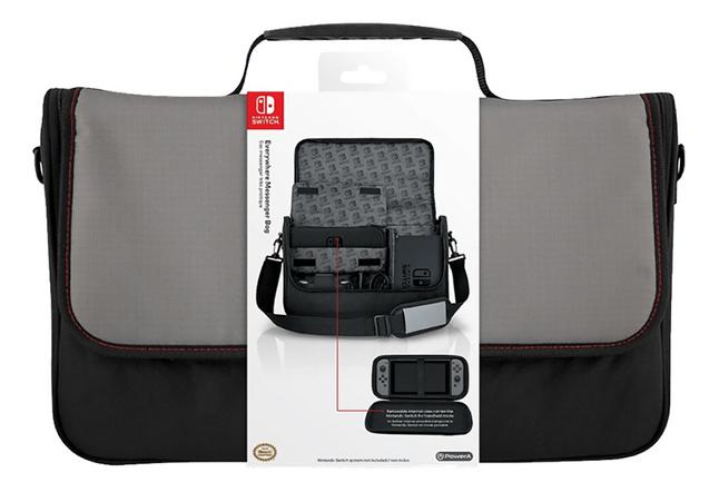 Afbeelding van Power A opbergtas Everywhere Messenger Bag voor Nintendo Switch from DreamLand