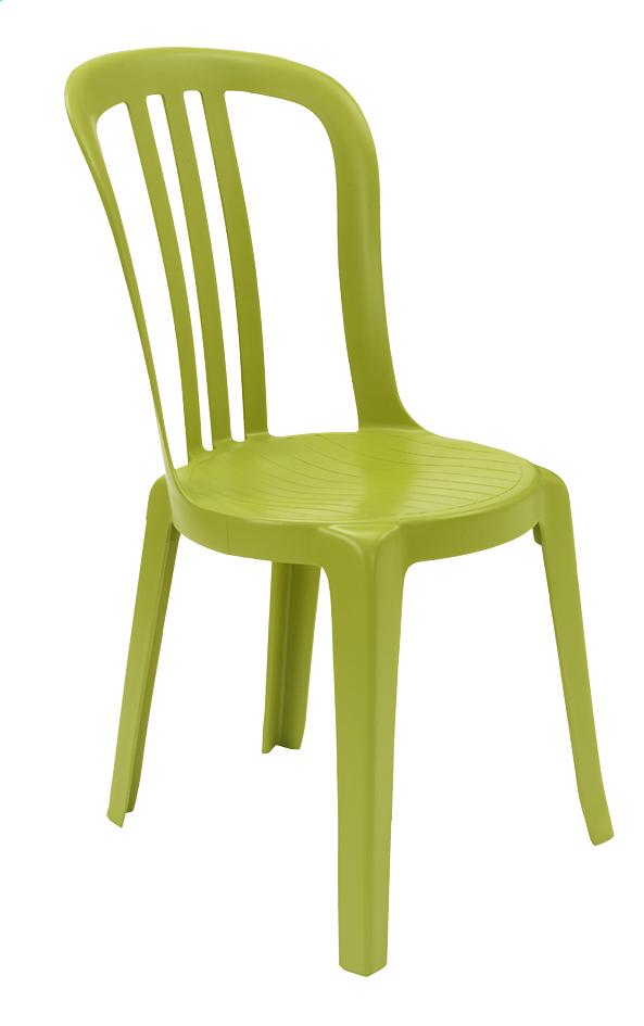 Grosfillex Chaise de jardin Miami vert | DreamLand