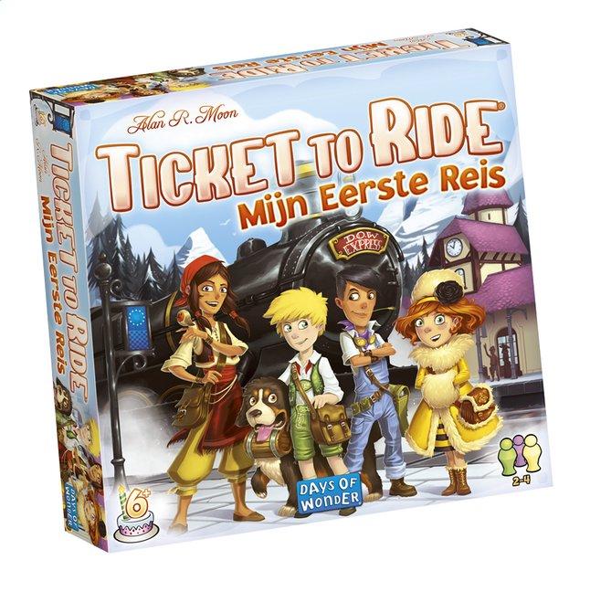 Afbeelding van Ticket to Ride Mijn eerste reis from DreamLand