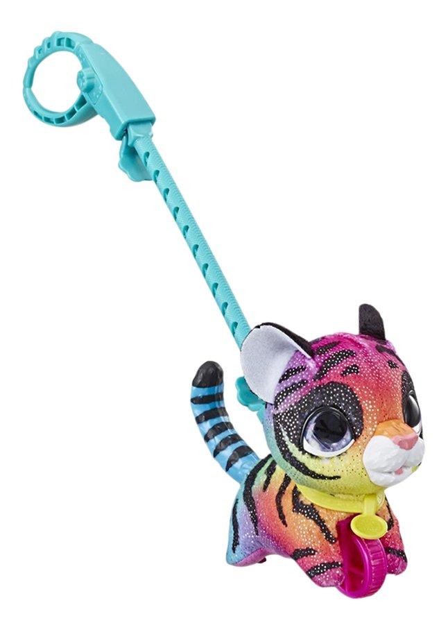 FurReal peluche à promener Walkalots Petits pas - Tigre