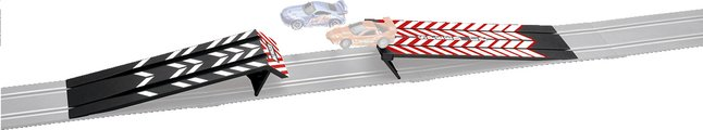 Afbeelding van Carrera Go!!! accessoire Jump Ramp from DreamLand