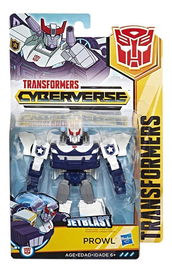 Afbeelding van Transformers Cyberverse Warrior Class - Prowl from DreamLand