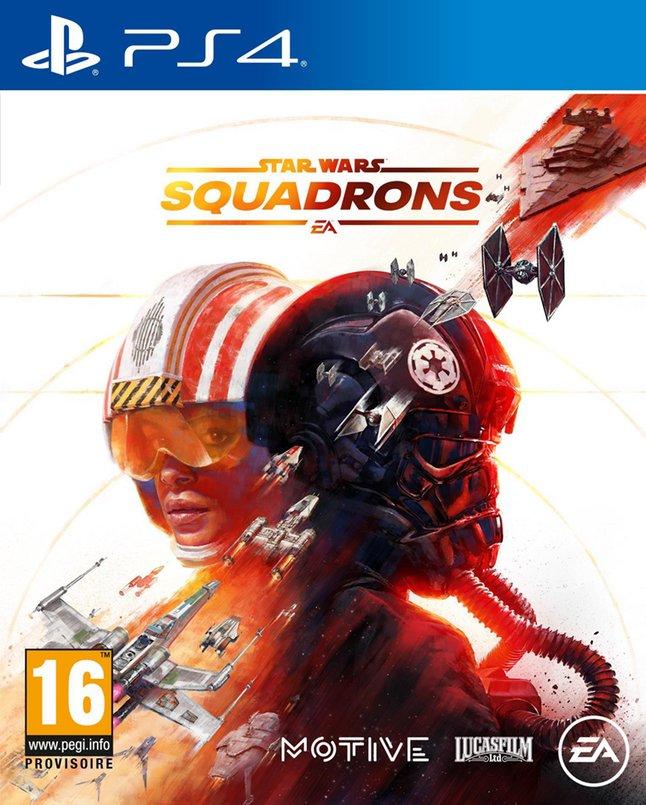 PS4 Star Wars Squadrons FR/ANG