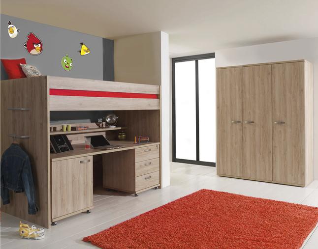 Afbeelding van 2-delige slaapkamer Tommy from DreamLand