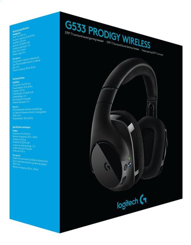Image pour Logitech casque-micro G533 Wireless à partir de DreamLand