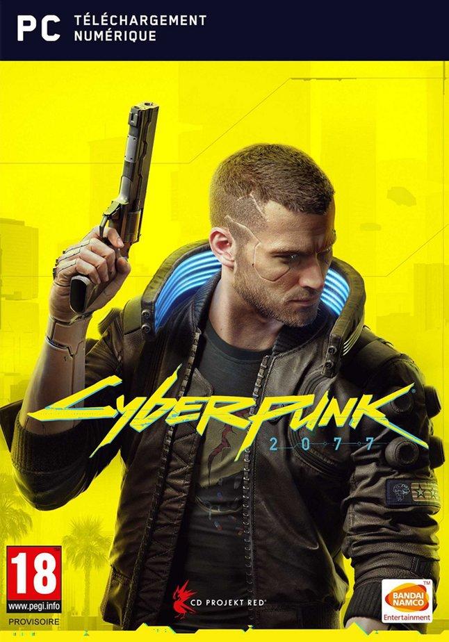 CDROM Cyberpunk 2077 FR